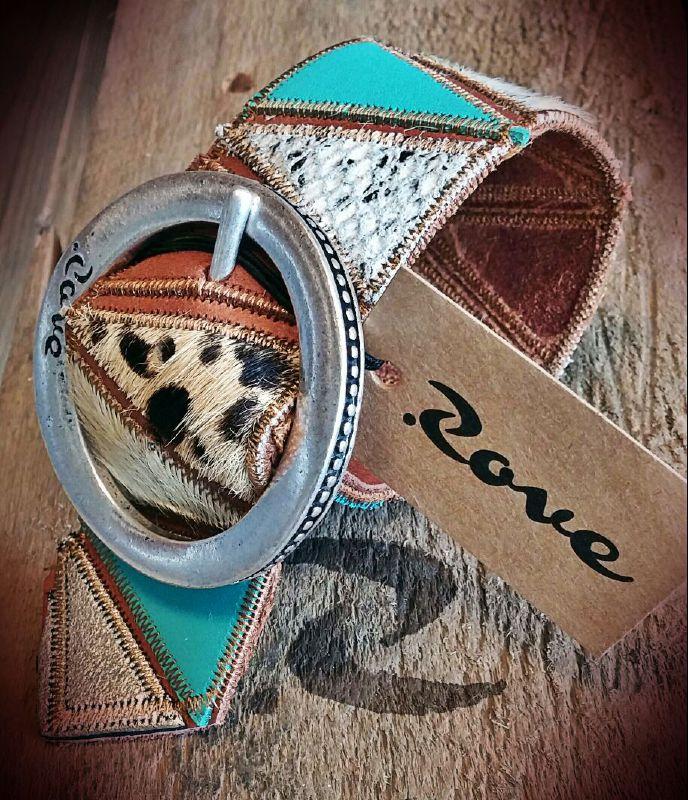 Nieuw bij Ibiza-stijl, deze geweldige Rove armbanden